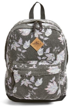O'Neill Shoreline Backpack - Black $46 thestylecure.com