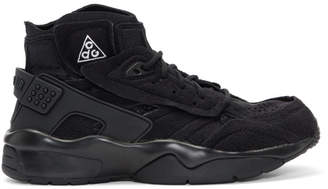 Comme des Garcons Black Nike ACG Edition Air Mowabb High-Top Sneakers
