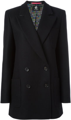 Ps By Paul Smith double-breasted blazer $835 thestylecure.com