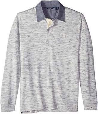 Izod Men's Saltwater Long Sleeve Shirt