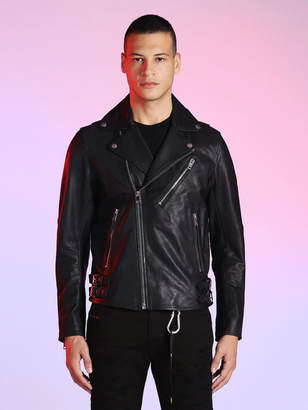 Diesel Leather jackets 0LAPB - Black - L