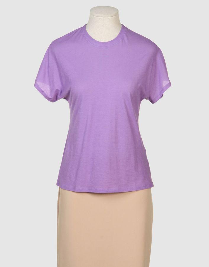 Isaac Mizrahi Short sleeve t-shirts