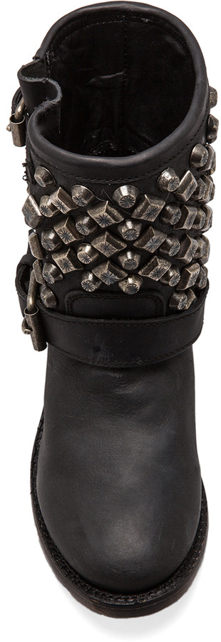 Ash Venin Studded Boot