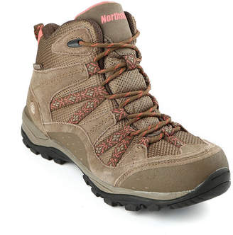 3256d2f07ed78 Northside Womens Freemont Wp Hiking Boots Flat Heel Lace-up