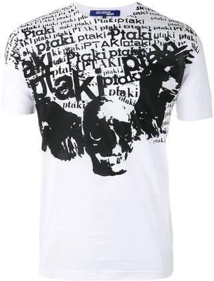 Junya Watanabe skull print T-shirt