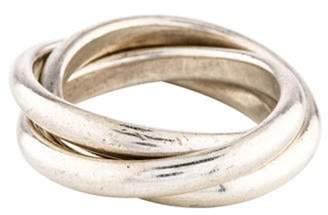 Tiffany & Co. Interlocking Rolling Rings silver Interlocking Rolling Rings