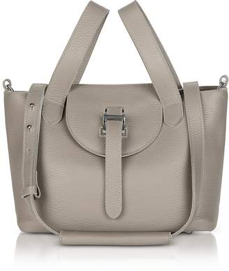 Meli-Melo Taupe Thela Mini Cross Body Bag