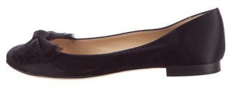 Kate Spade Kate Spade New York Bow-Accented Ballet Flats