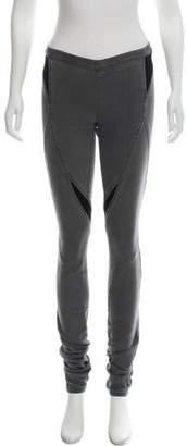 Helmut Lang Low-Rise Skinny Jeans