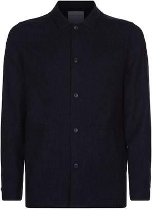 Stephan Schneider Wool Shirt Jacket