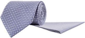 Stefano Ricci Silk Criss-Cross Pattern Tie