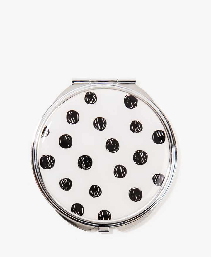 Forever 21 Polka Dot Mirror Compact
