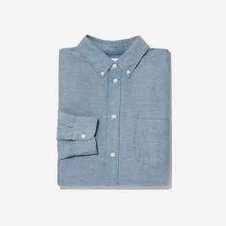 Everlane The Linen Chambray Shirt