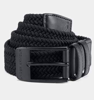 Under Armour Mens UA Braided Belt 2.0