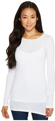 750e26a283b LAmade White Women's Tunics - ShopStyle