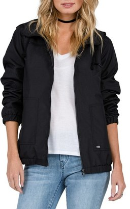 Volcom Enemy Stone Hooded Jacket $59.50 thestylecure.com
