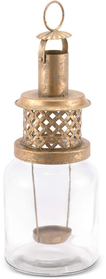 Steam Large Lantern Candle Holder