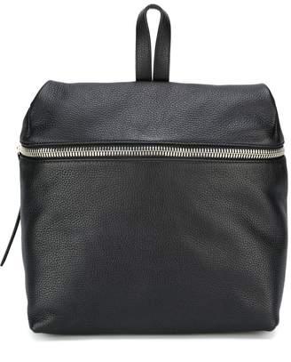 Kara zipped backpack