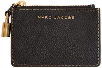 Marc Jacobs (マーク ジェイコブス) - Marc Jacobs ブラック ロゴ マルチ カード ホルダー