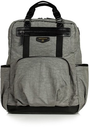 Infant Twelvelittle 'Courage' Unisex Backpack Diaper Bag - Grey $195 thestylecure.com