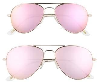 DIFF Mommy & Me Cruz 2-Pack Aviator Sunglasses