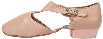 3.1 Phillip Lim Hip-gift Adult Womens Sandal Jazz Dance Shoes Soft Genuine Leather 35