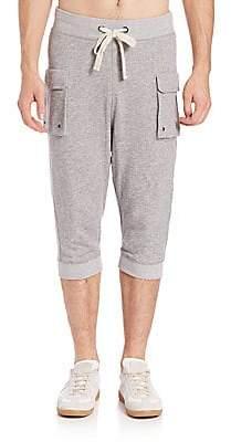 2xist Men's Cropped Sweatpants