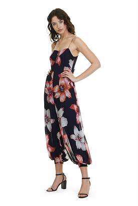 Country Road Lily Print Jumpsuit