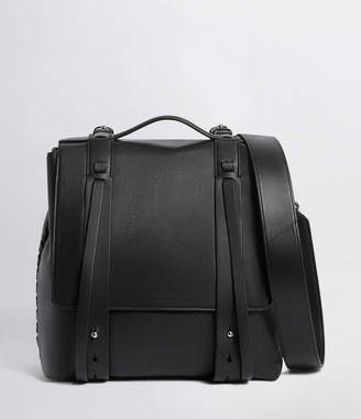 AllSaints Fin Shoulder Backpack