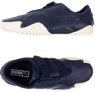 Puma Blue Soft Leather Shoes For Men - ShopStyle Australia 30a8c8120