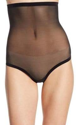 Wolford Tulle Control Bottom