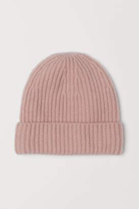 H&M Cashmere Hat - Pink