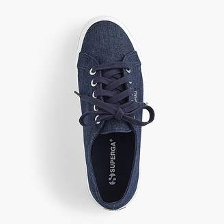J.Crew Superga® 2750 classic sneakers in dark denim