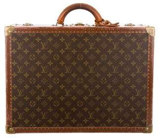 Louis Vuitton Monogram Bisten 50 Trunk