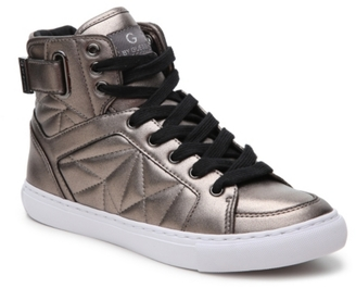 G by GUESS Omarc High-Top Sneaker $75 thestylecure.com