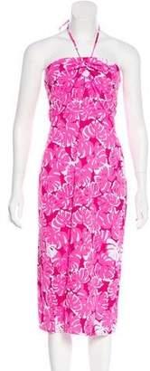 MICHAEL Michael Kors Knee-Length Strapless Dress