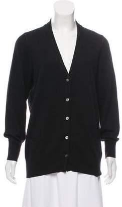 Etoile Isabel Marant Wool Blend Knitted Cardigan