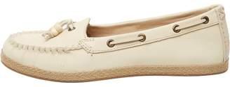 at MandMDirect.com · UGG Womens Suzette Moccasins Antique White