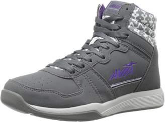 Avia Women's ALC-Diva Cross-Trainer Shoe, Iron Cool Mist Grey/Plumeria