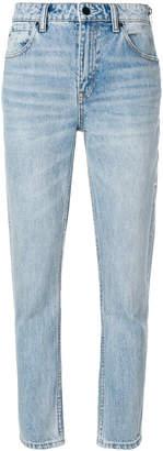 Alexander Wang high waisted skinny jeans