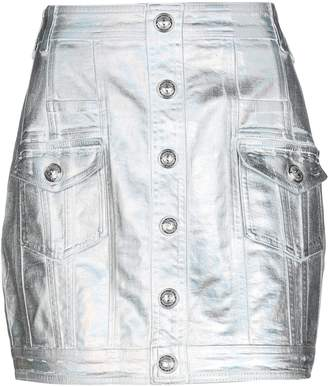 Balmain Denim skirts