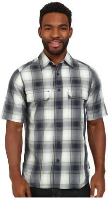 Woolrich Enroute S/S Shirt Men's Short Sleeve Button Up