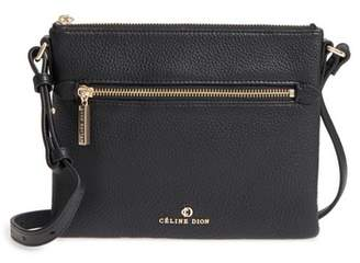 Celine Dion Adagio Leather Crossbody Bag