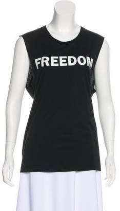 BLK DNM Freedom Sleeveless Top