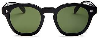 Oliver Peoples Bourdreau L.A. Square Sunglasses, 48mm