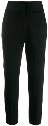 Sandro Paris high-waisted trousers