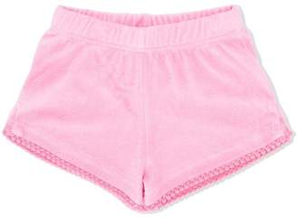 Elizabeth Hurley Kids scalloped detail shorts