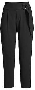 Ramy Brook Women's Hudson Carrot Crop Trousers