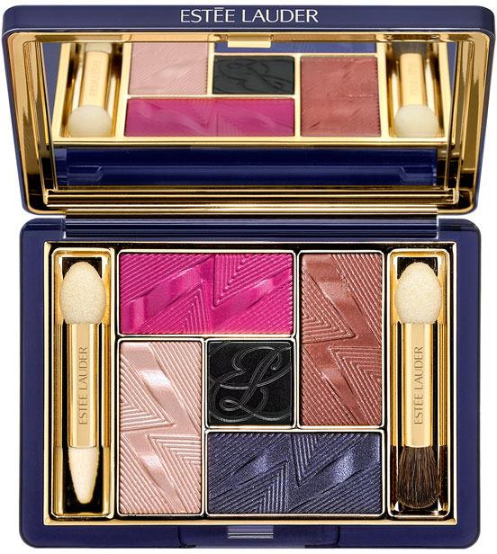 Estee Lauder 'Violet Underground' Pure Color 5-Color Eyeshadow Palette
