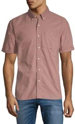Joe's Jeans Sandoval Cotton Shirt